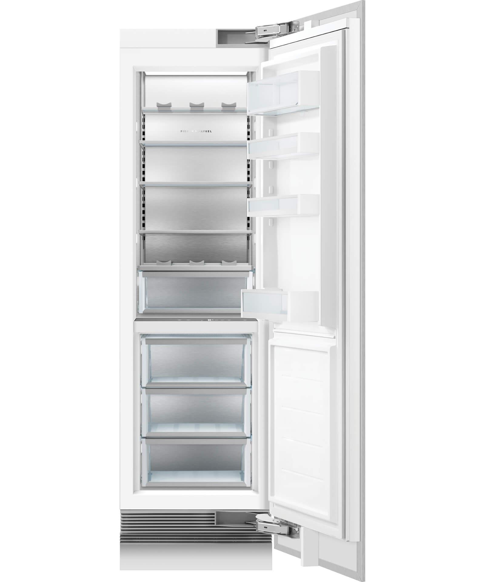 Rs6121srk1 Integrated Column Refrigerator 610mm Fisher
