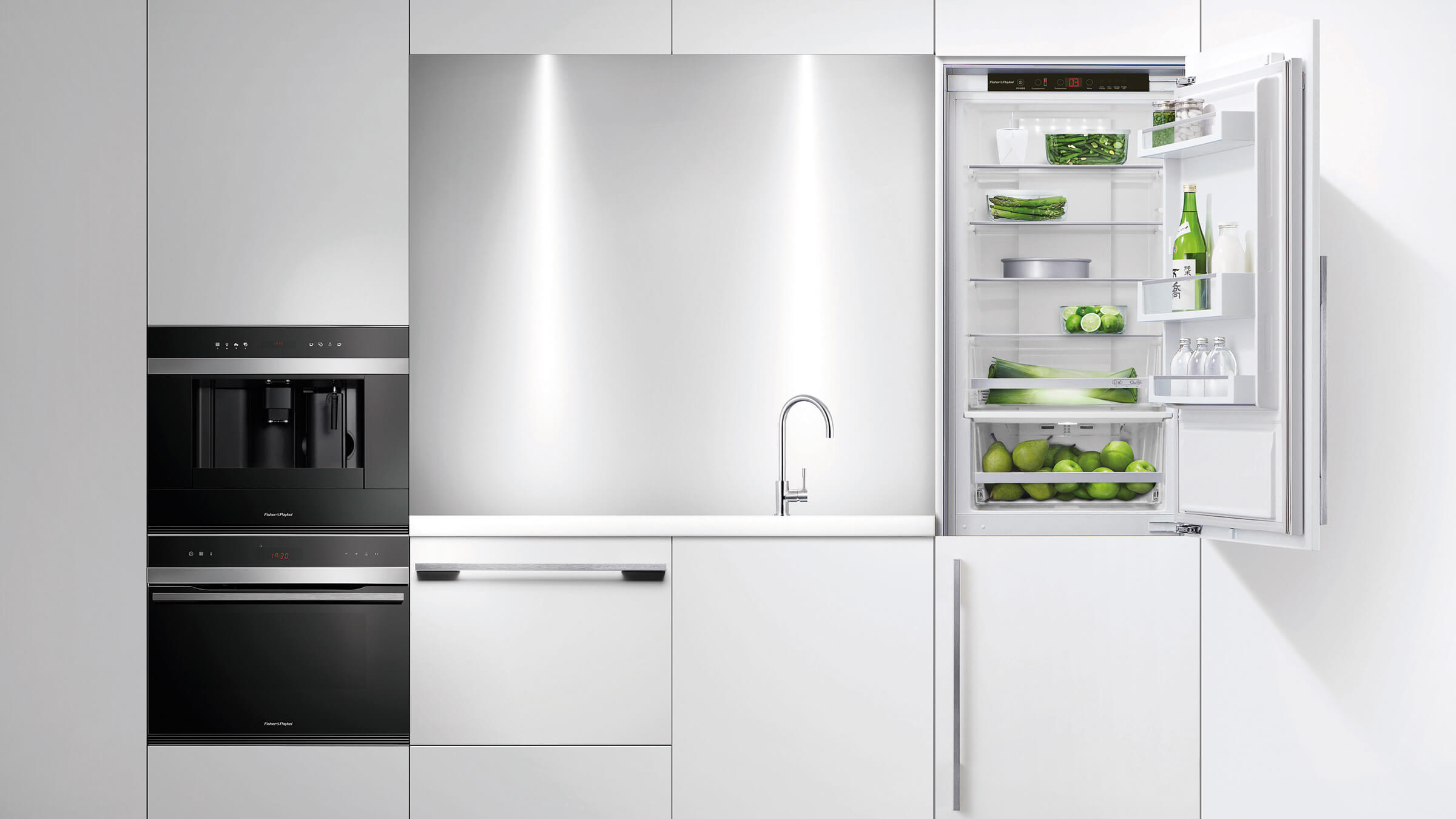 Kitchen cabinets 50cm depth - Design Flexibility