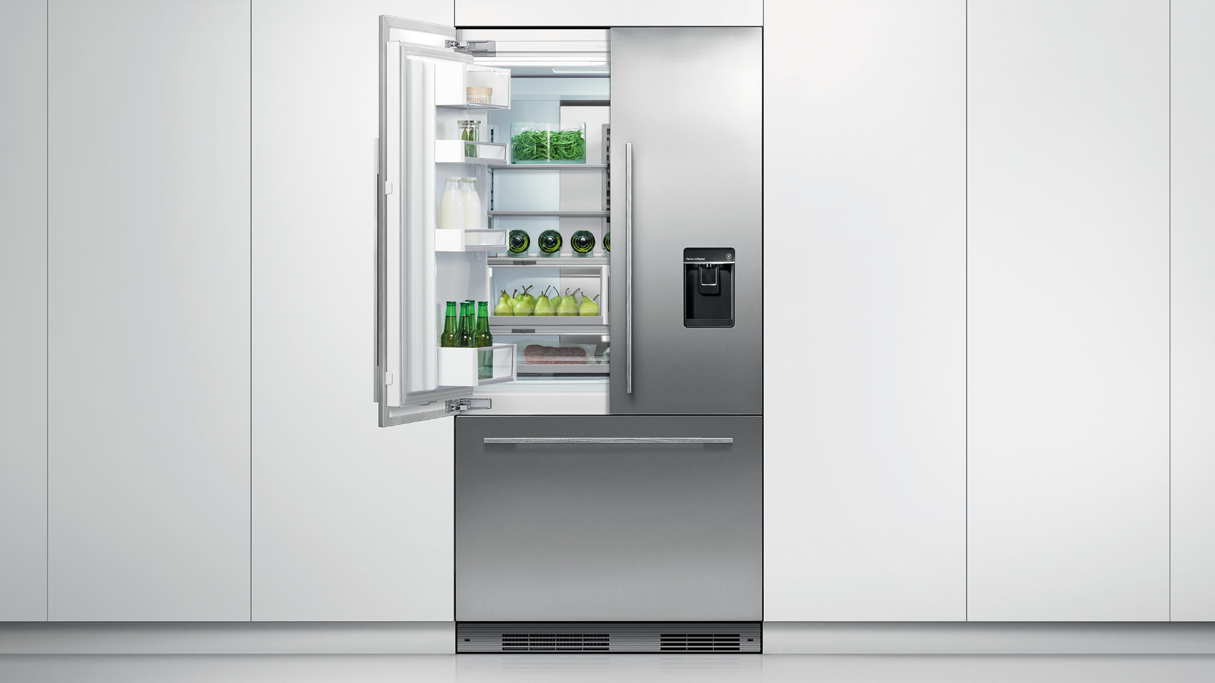 a fridge for every kitchen