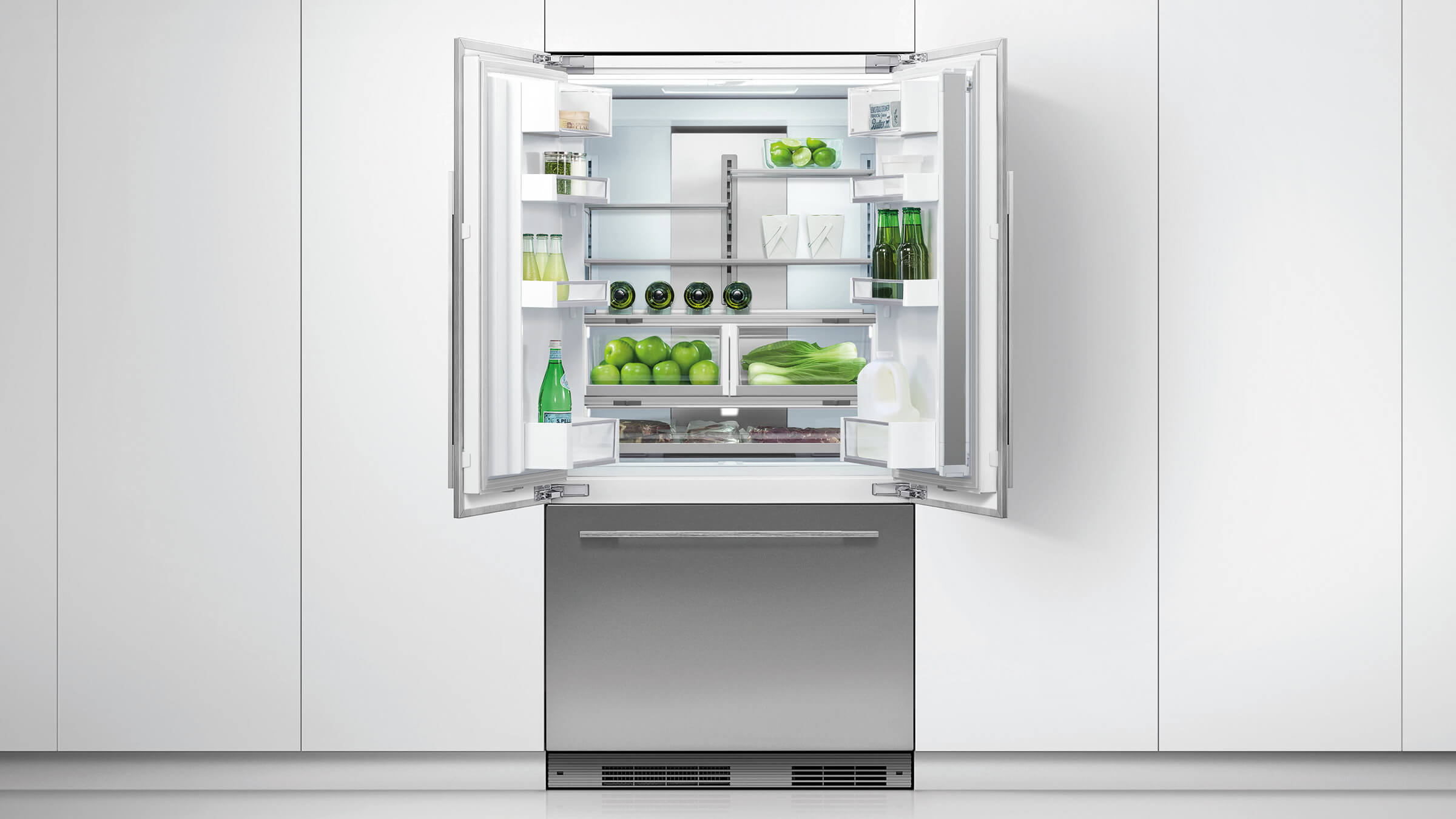 Fisher and paykel french door fridge reviews - Flexible Living