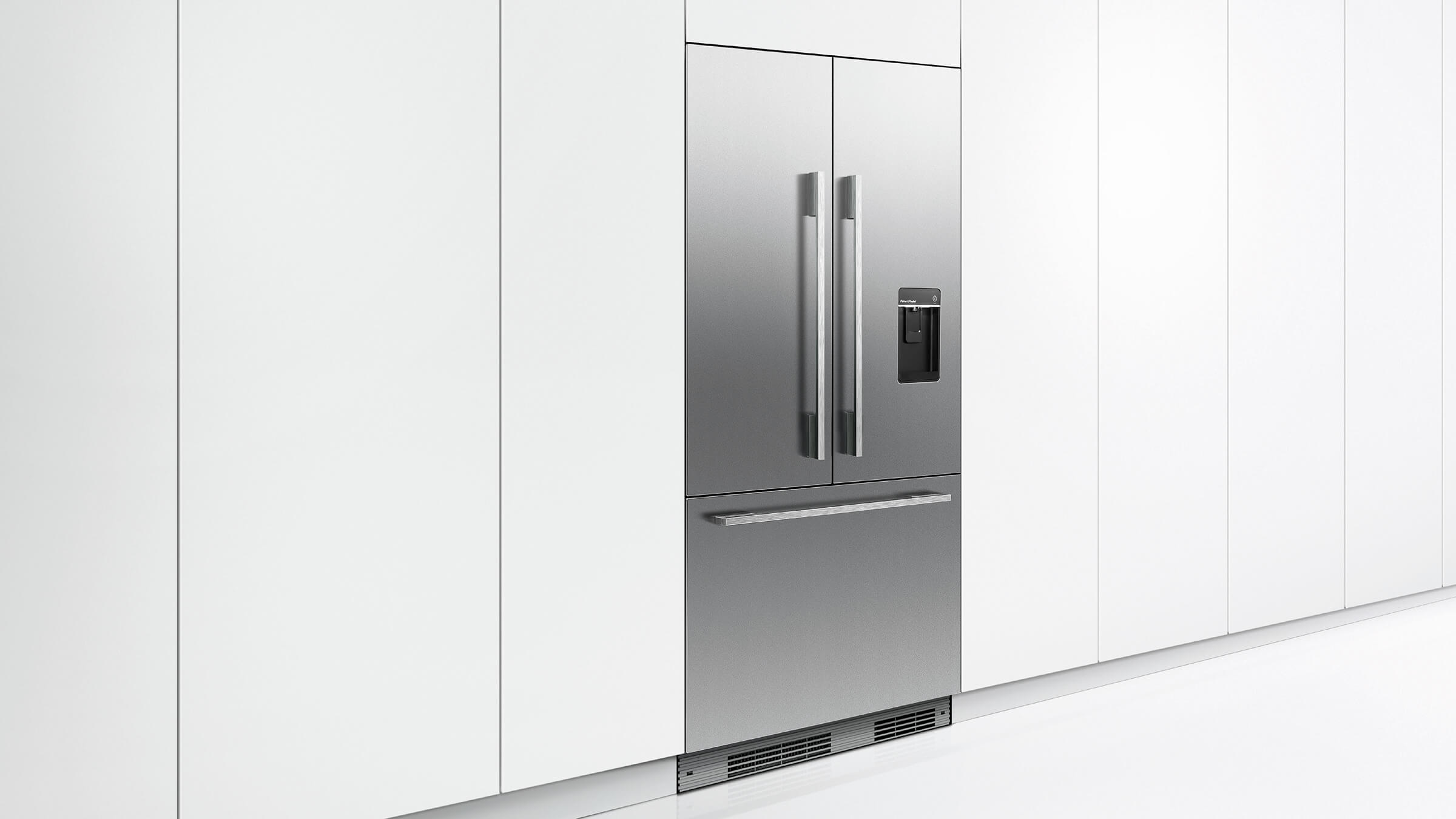 Fisher and paykel french door fridge reviews - No More Gaps