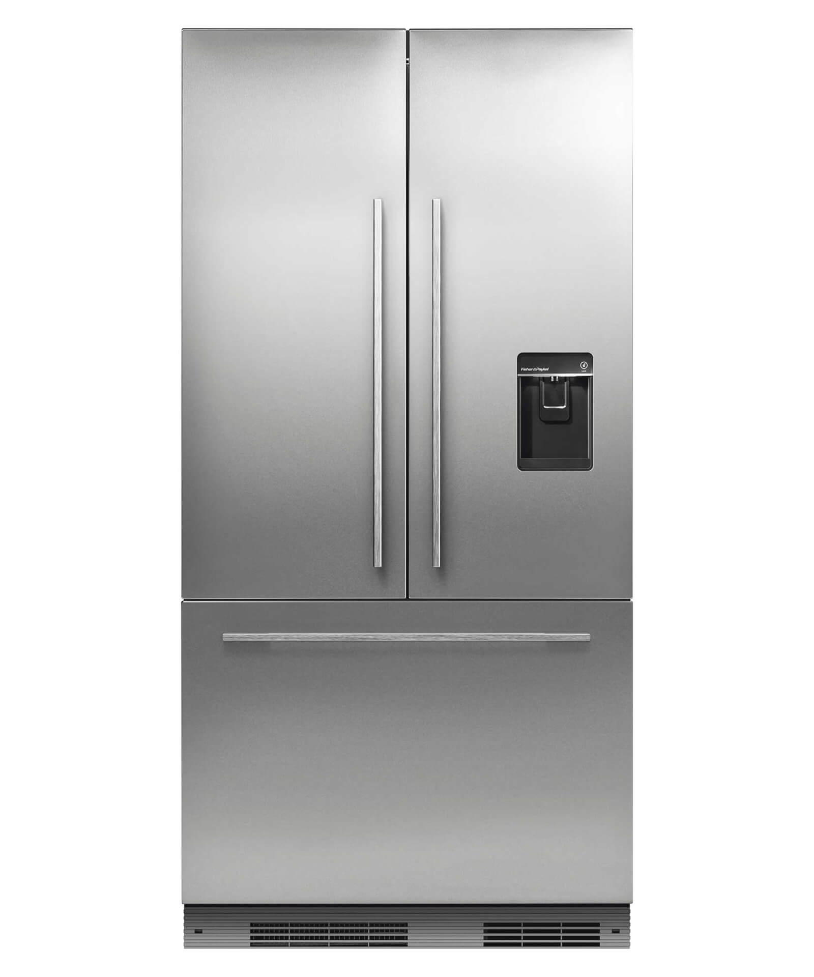 Fisher & Paykel ActiveSmart™ Refrigerator 36&quote; French Door with ice & water