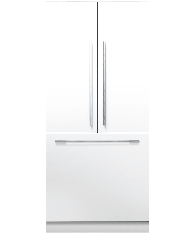Fisher & Paykel ActiveSmart™ Refrigerator 36&quote; French Door with ice