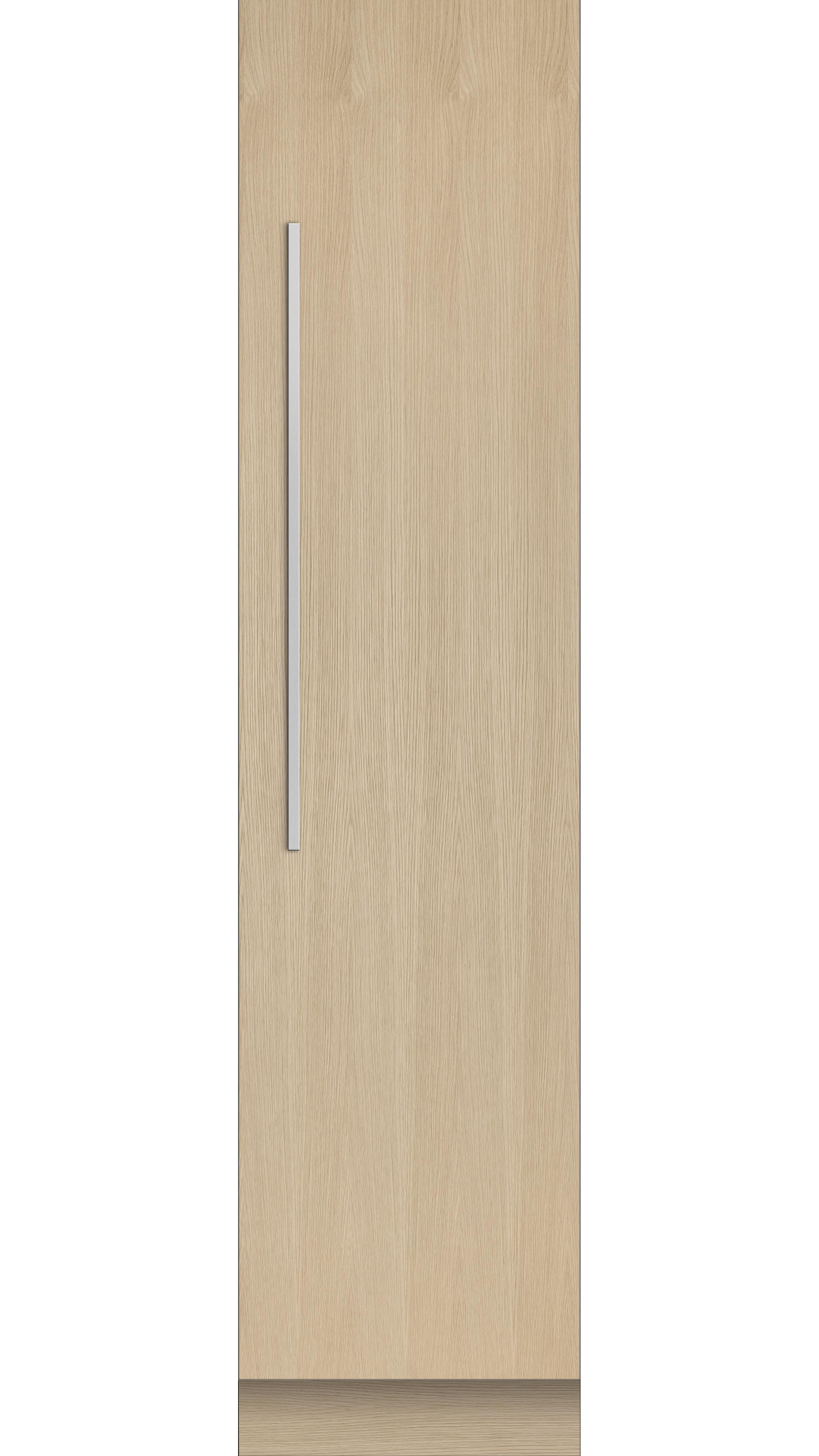 "Model: RS1884FRJK1 | Integrated Column Freezer 18"", Stainless Steel Interior"