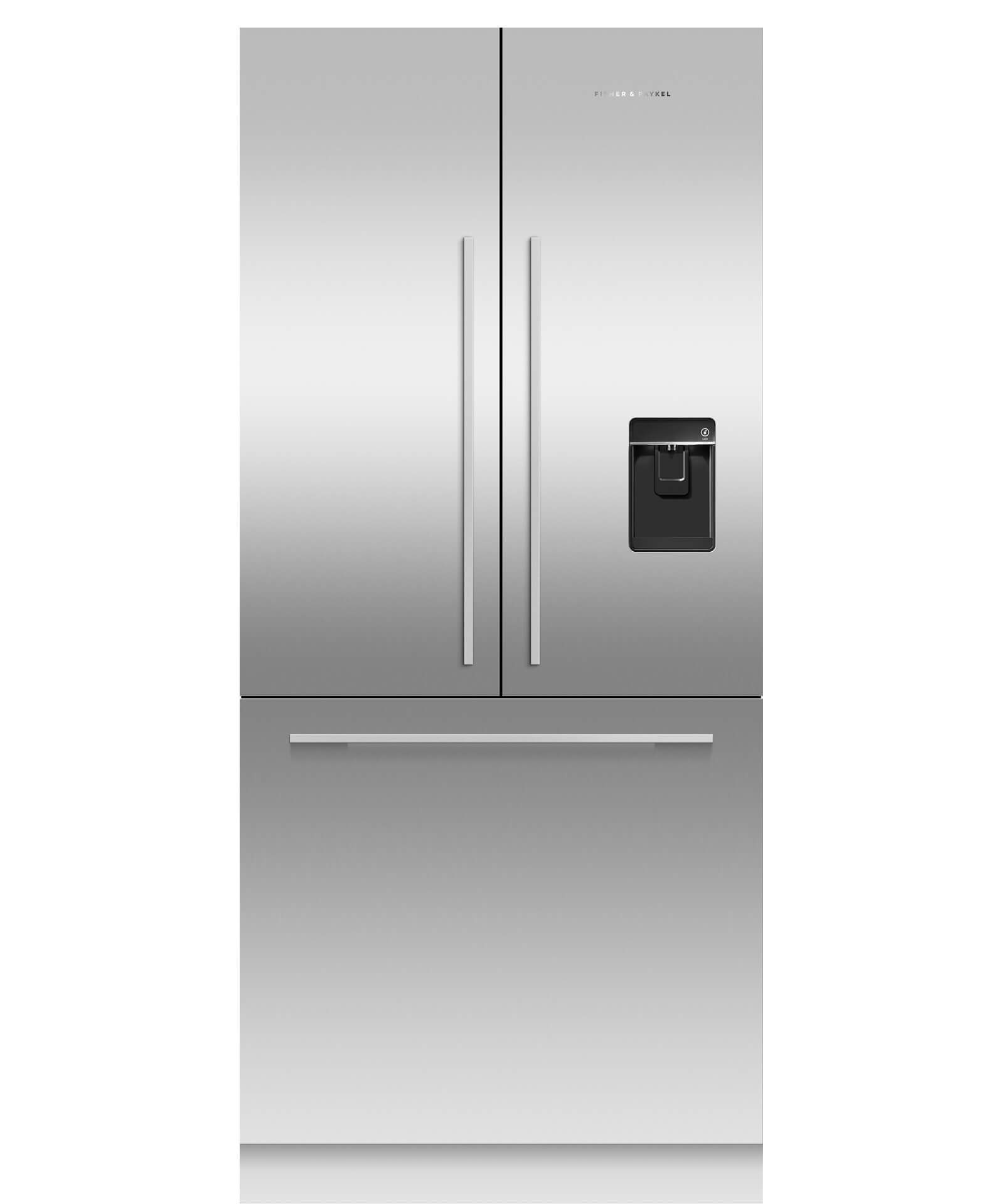 Rs36a80u1 Activesmart Refrigerator 36 French Door Integrated With Ice Water 80
