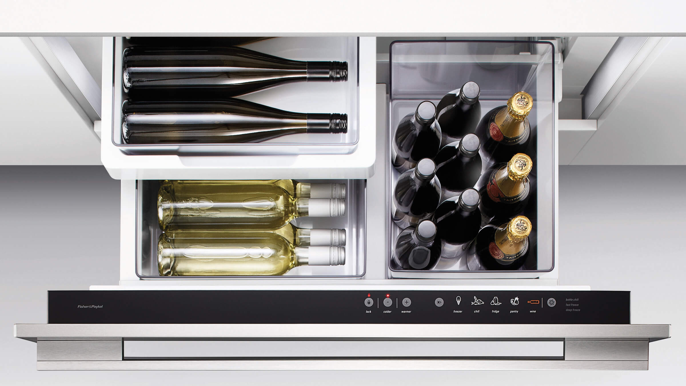 RB90S64MKIW1 - CoolDrawer™ Multi-Temperature Drawer