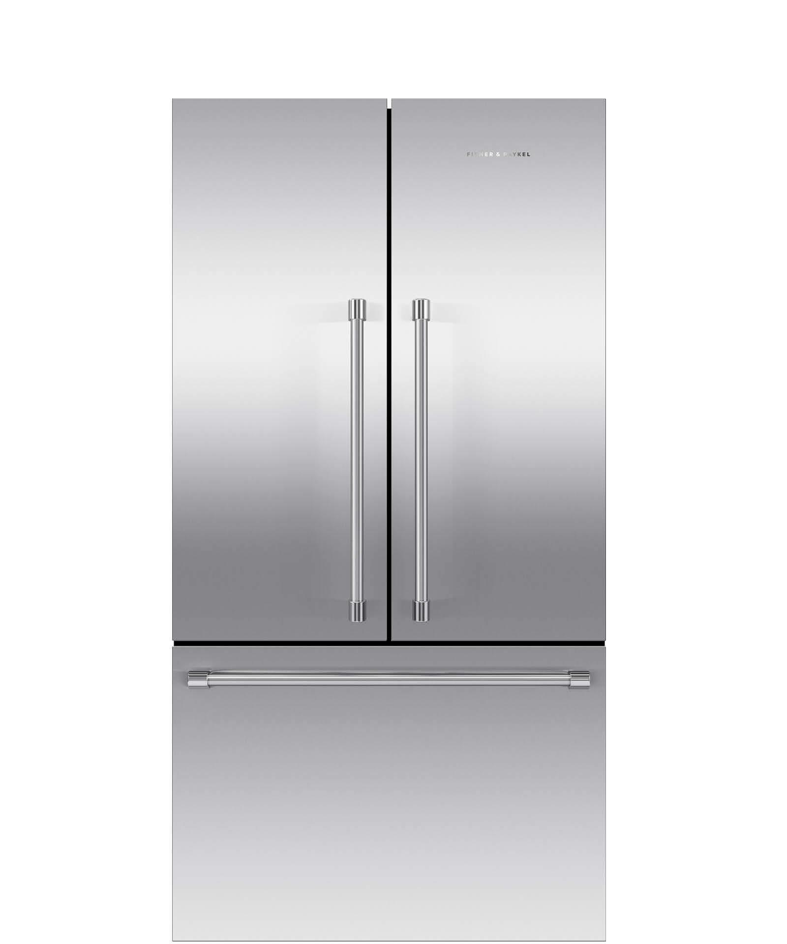 Rf201acjsx1n Activesmart Fridge French Door 36 Built In With Ice