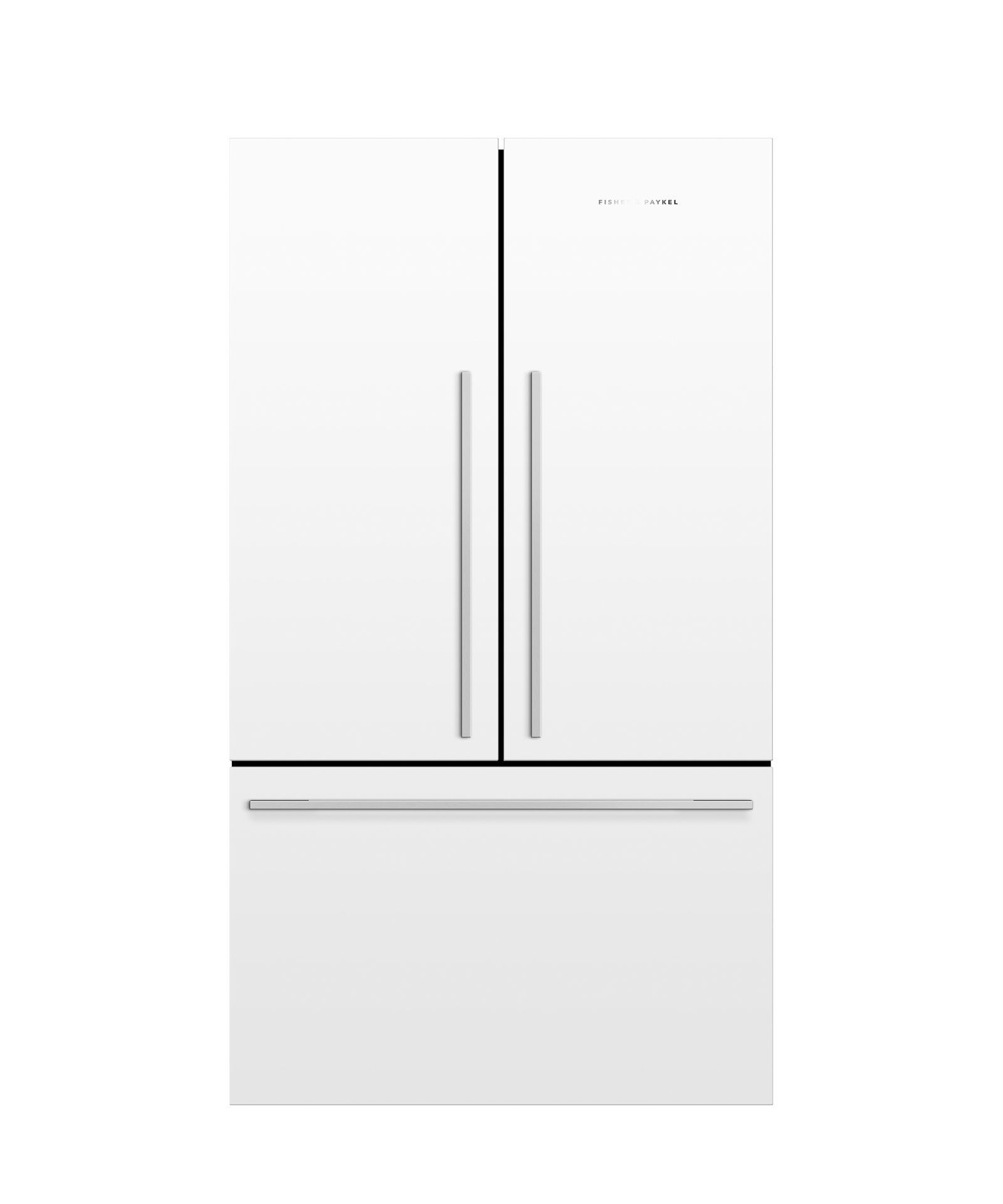 white french door refrigerator. RF201ADW5 - ActiveSmart™ Refrigerator 20.1 Cu. Ft. Counter Depth French Door White