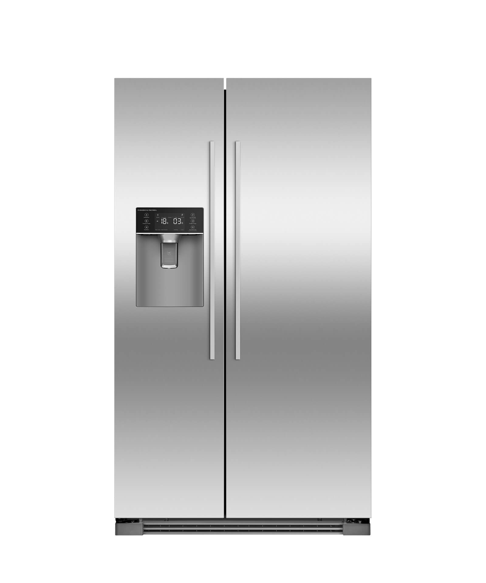 RX611DUX1 - Side by Side Fridge - 910mm Ice & Water 610L - 24937