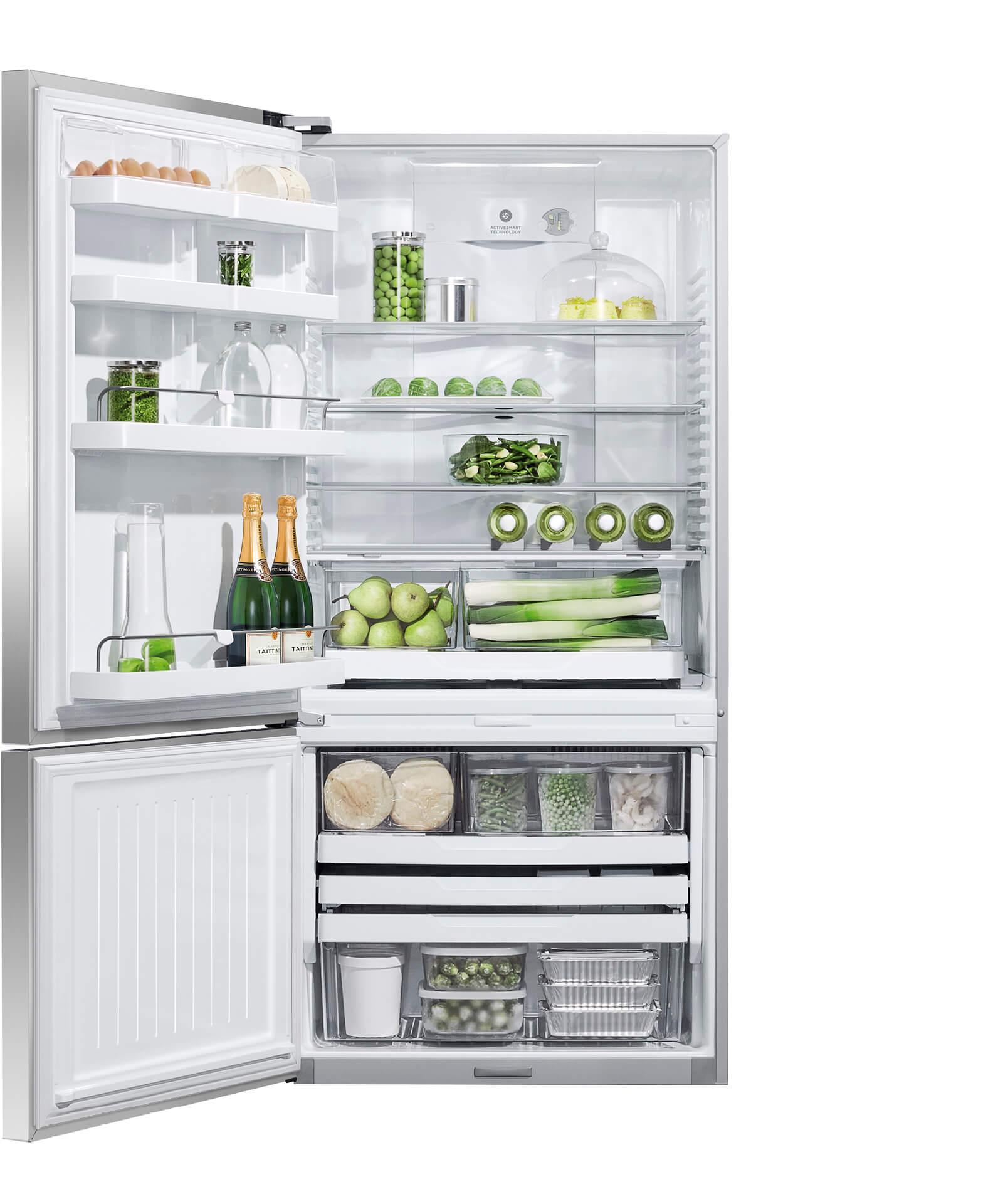 E522blxfd5 Activesmart Fridge Bottom Freezer 519l