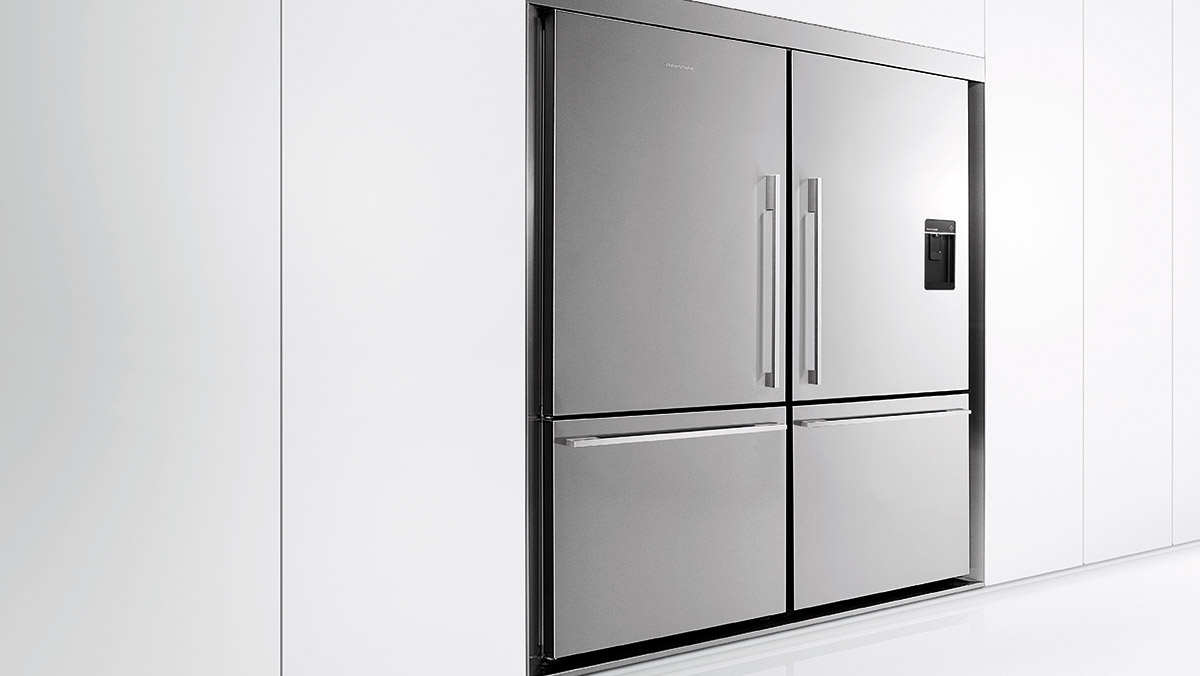 Counter Depth & Bottom Freezer Refrigerators - Fisher & Paykel US