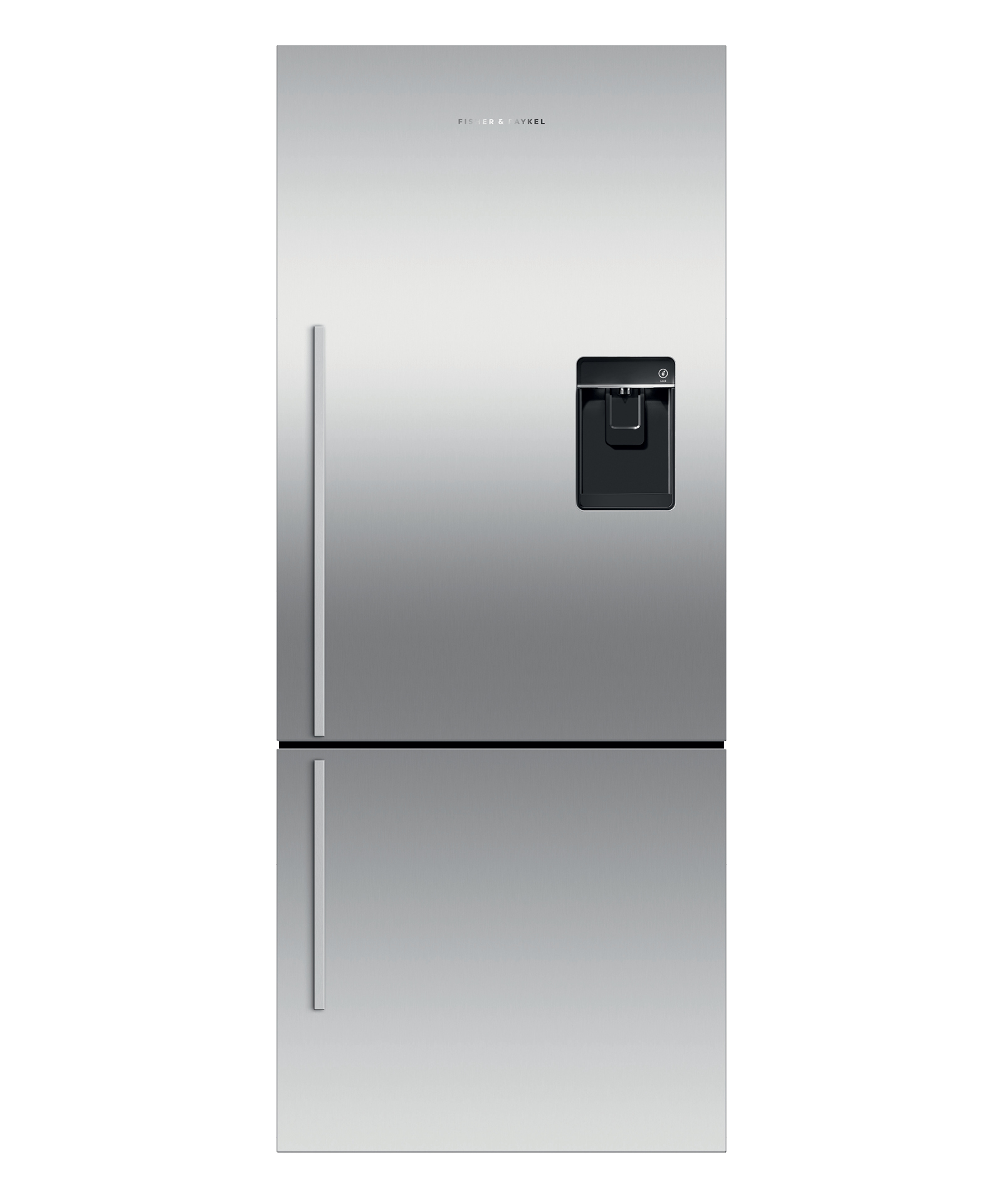 E442BRXFDU4 - ActiveSmart™ Fridge - 680mm Bottom Freezer with Ice & Water 442L - 25546