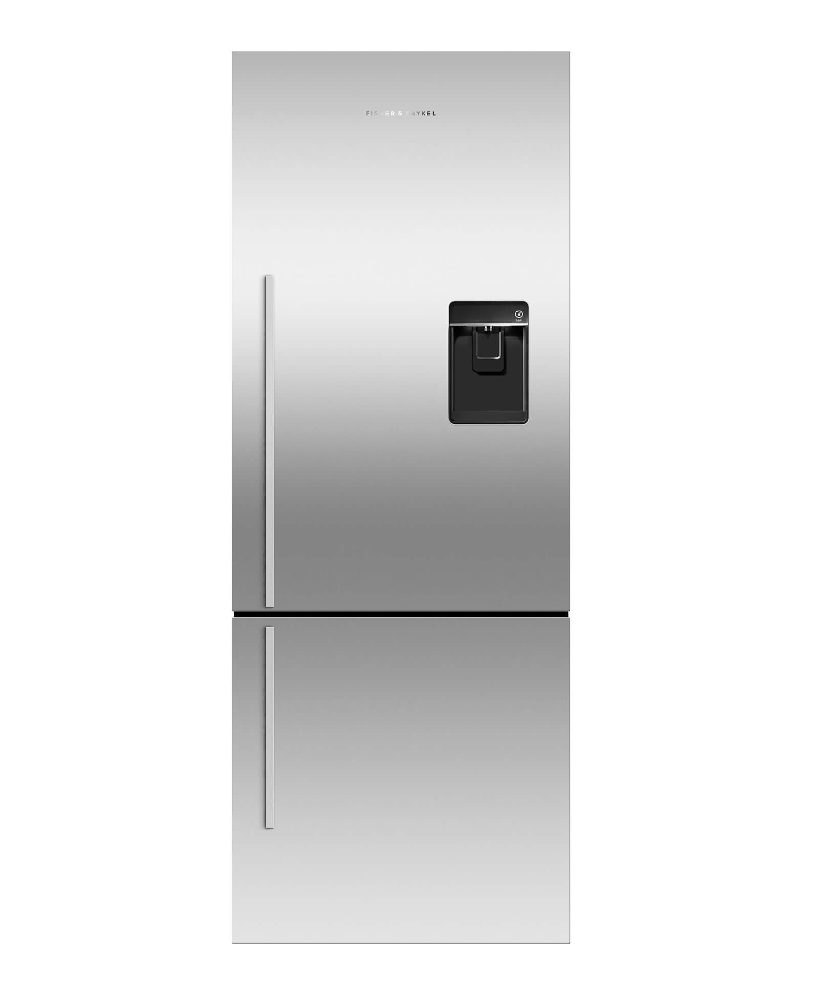 E402BRXFDU4 - ActiveSmart™ Fridge - 635mm Bottom Freezer with Ice & Water 360L - 25139