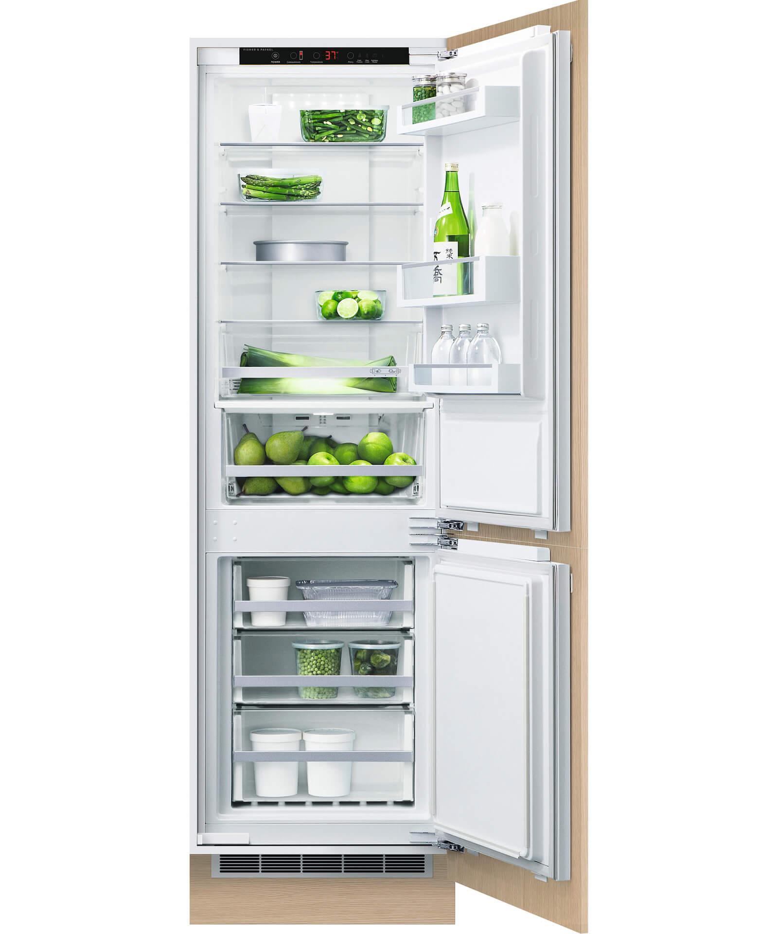 Rb60v18 Fisher Amp Paykel 60cm Integrated Fridge Freezer