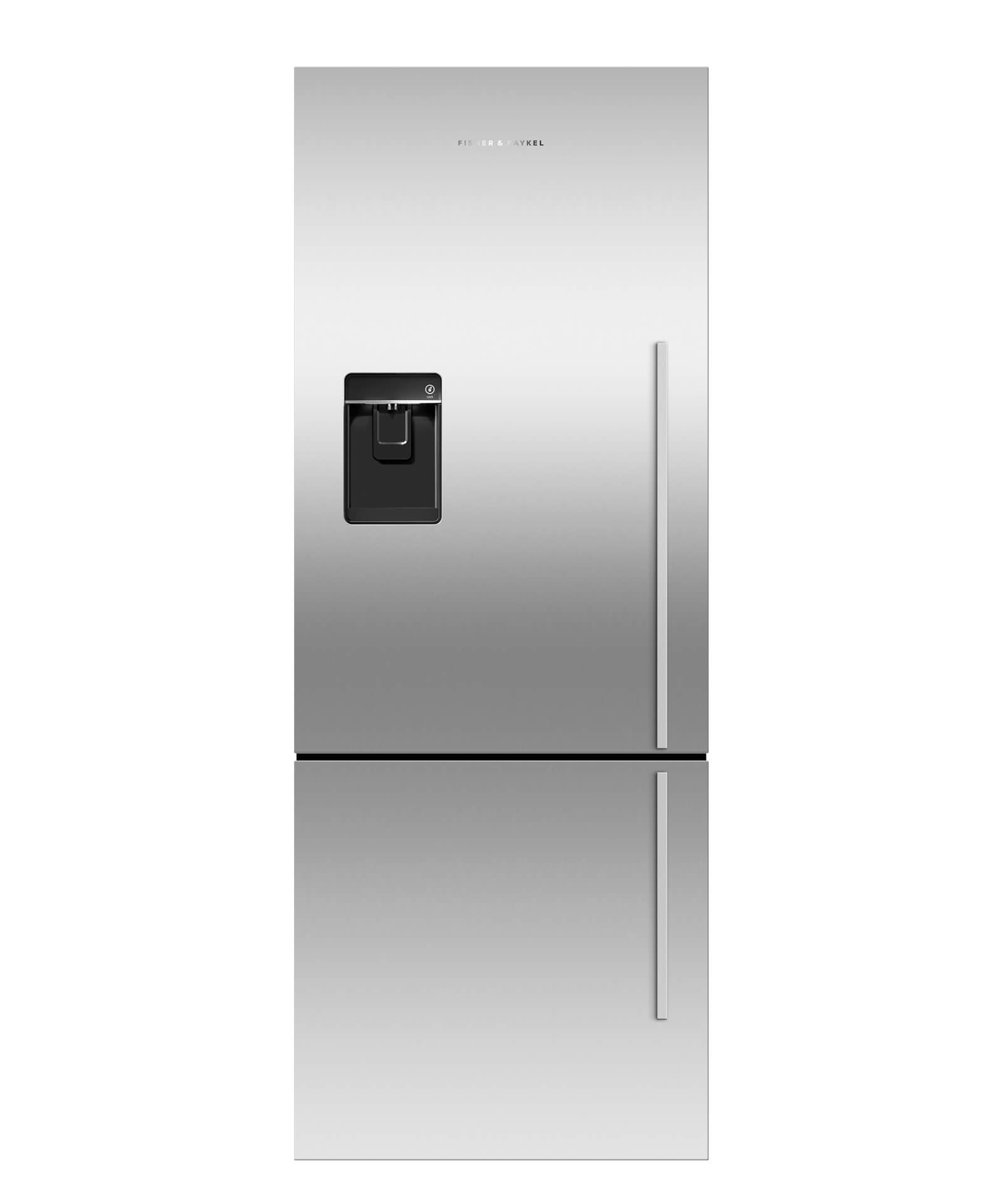 RF135BDLUX4_N - ActiveSmart™ Fridge - 13.5 cu. ft. counter depth bottom freezer with ice & water - 25062