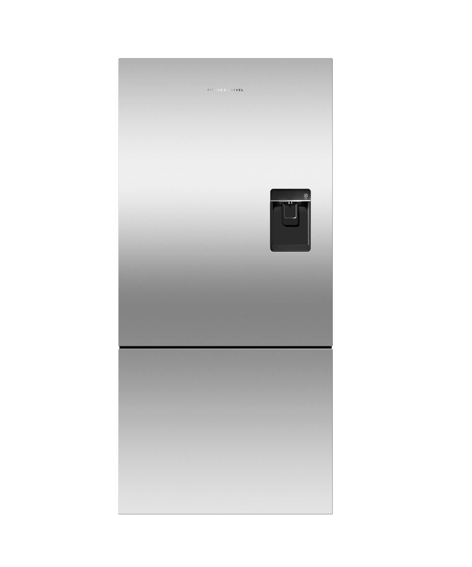 RF522BRPUX6 - ActiveSmart™ Fridge - 790mm Bottom Freezer with Ice & Water 469L - 24515