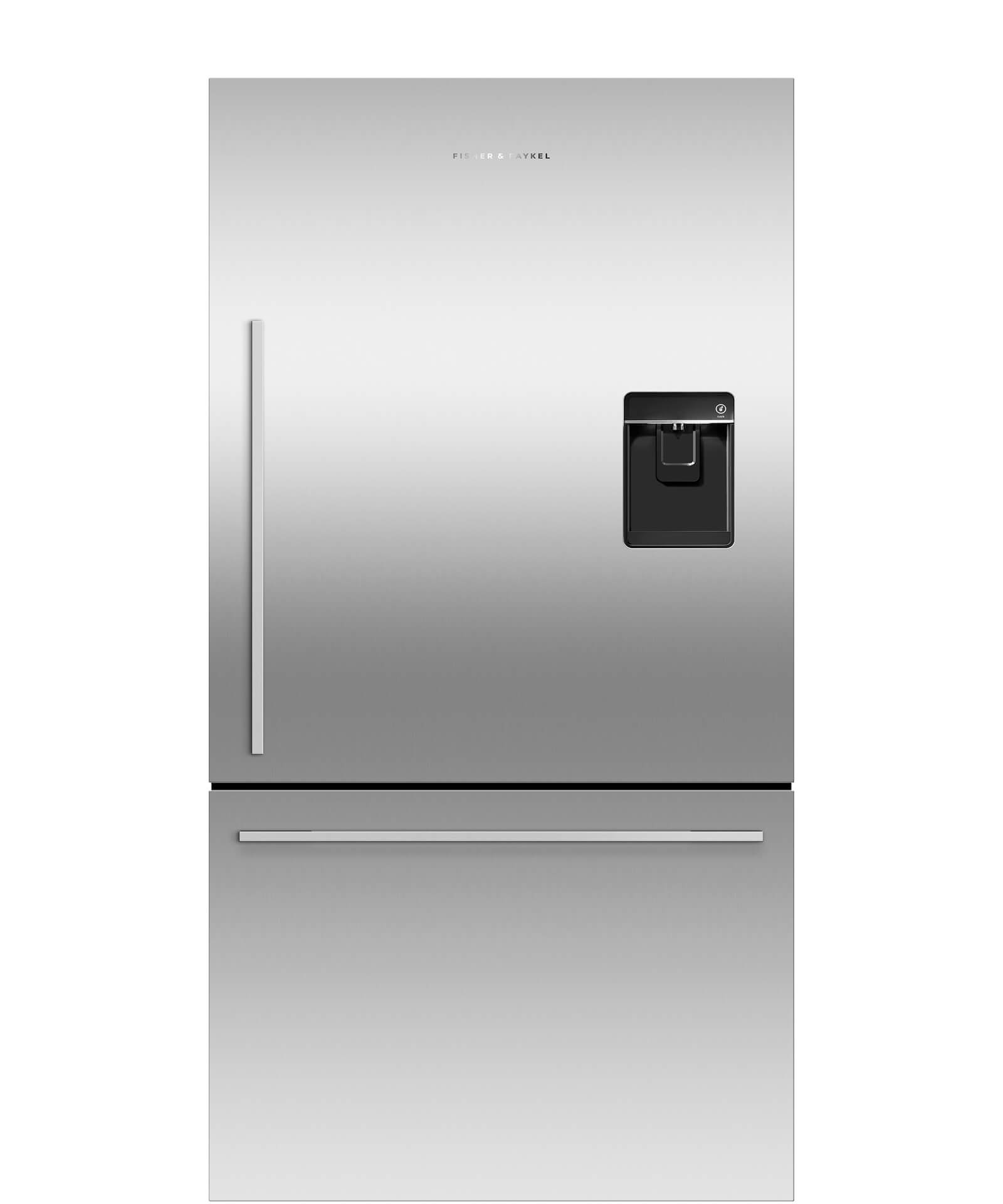 rf522wdrux4 stainless steel fridge freezer 790mm ice water rh fisherpaykel com Fisher Paykel Appliances Fisher and Paykel Fridge Drawers