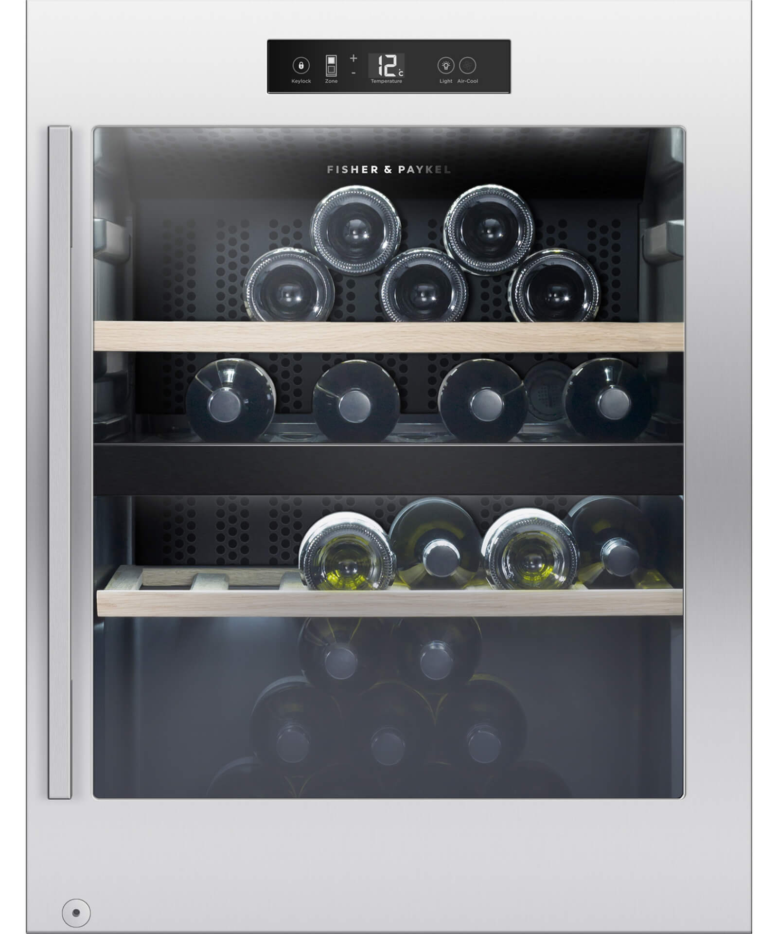 RF106RDWX1 - Wine Cabinet - 50 Bottle Dual Zone - 24457