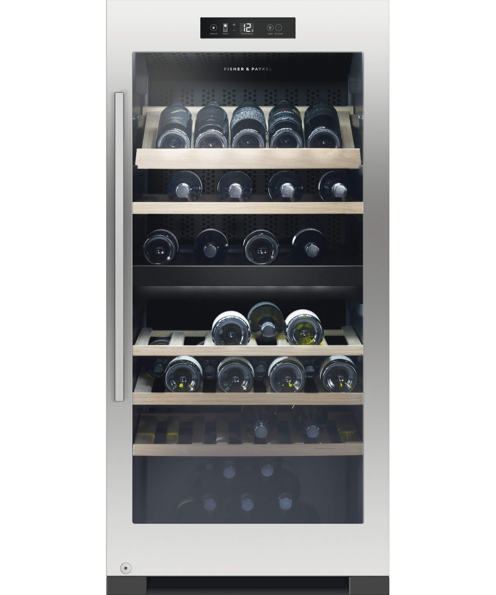 RF206RDWX1 - Wine Cabinet - 83 Bottle Dual Zone - 24942