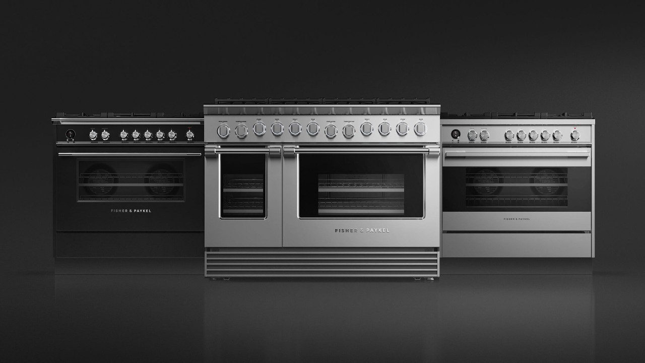 <strong>BEAUTY OF CHOICE</strong></br>Select the Freestanding Range that best suits your kitchen