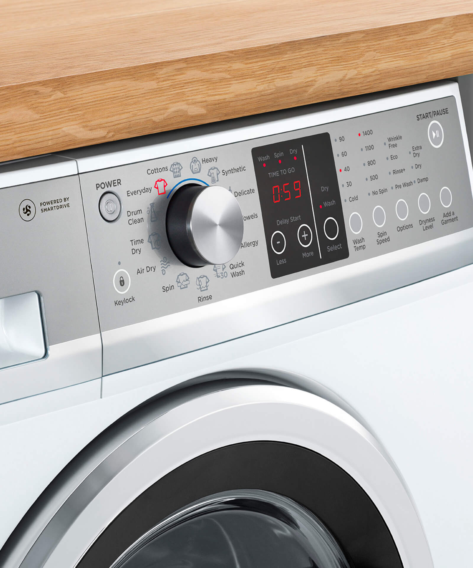 Wd8560f1 Front Load Washer Dryer Combo Fisher And