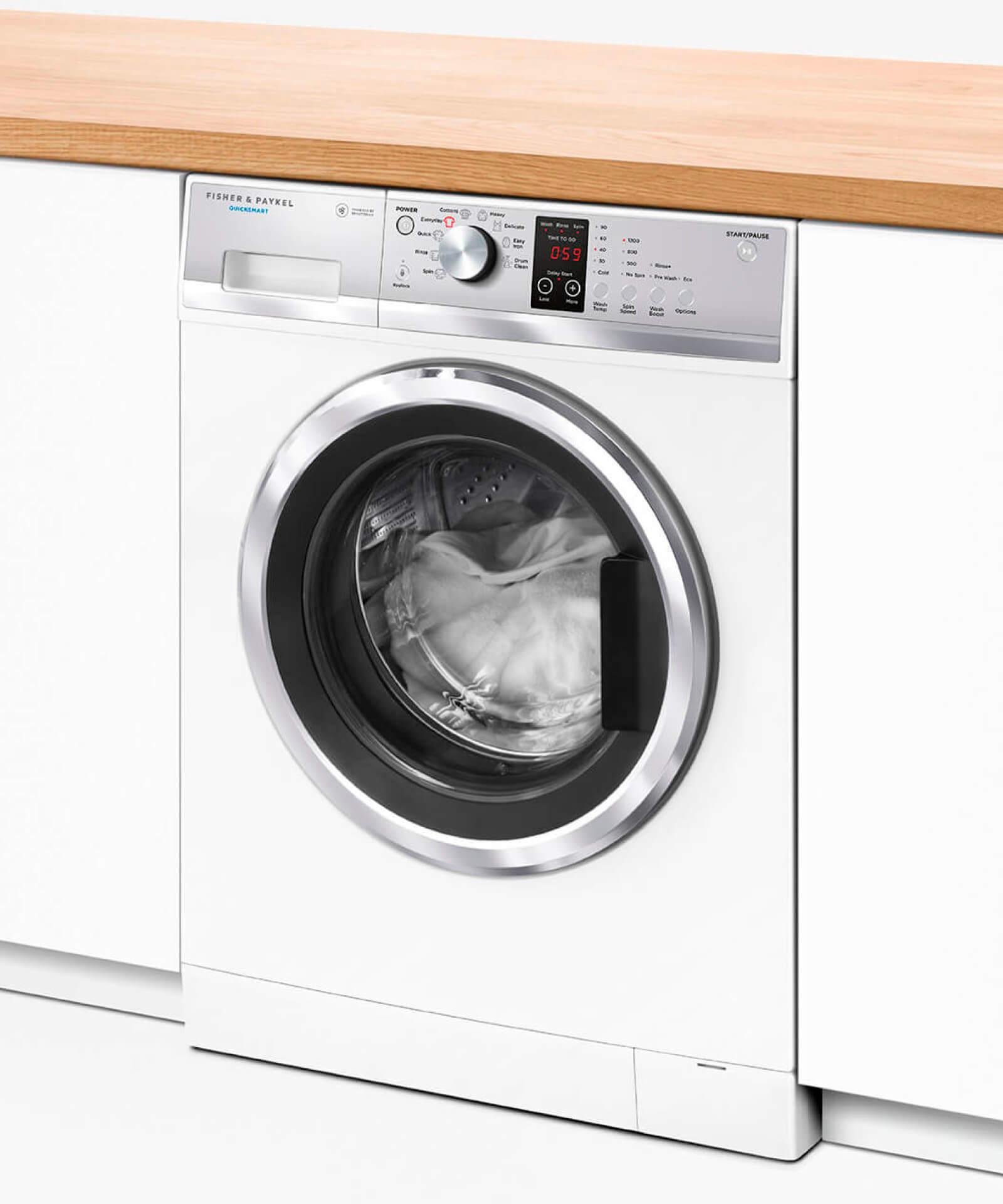 Wh8560j3 Front Loader Washing Machine 8 5kg Quicksmart
