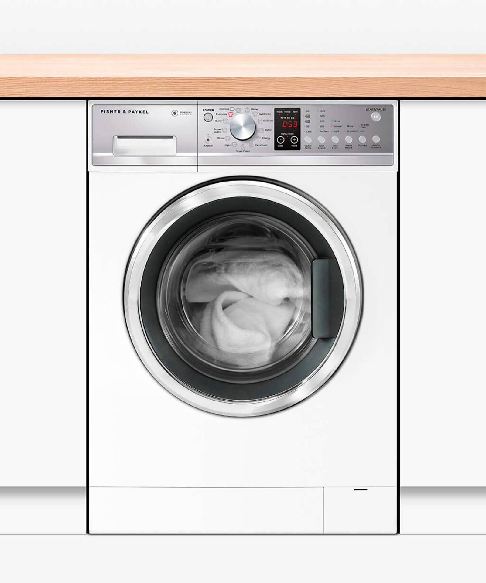 Wm1490p1 9kg Washing Machine With 14 Wash Profiles