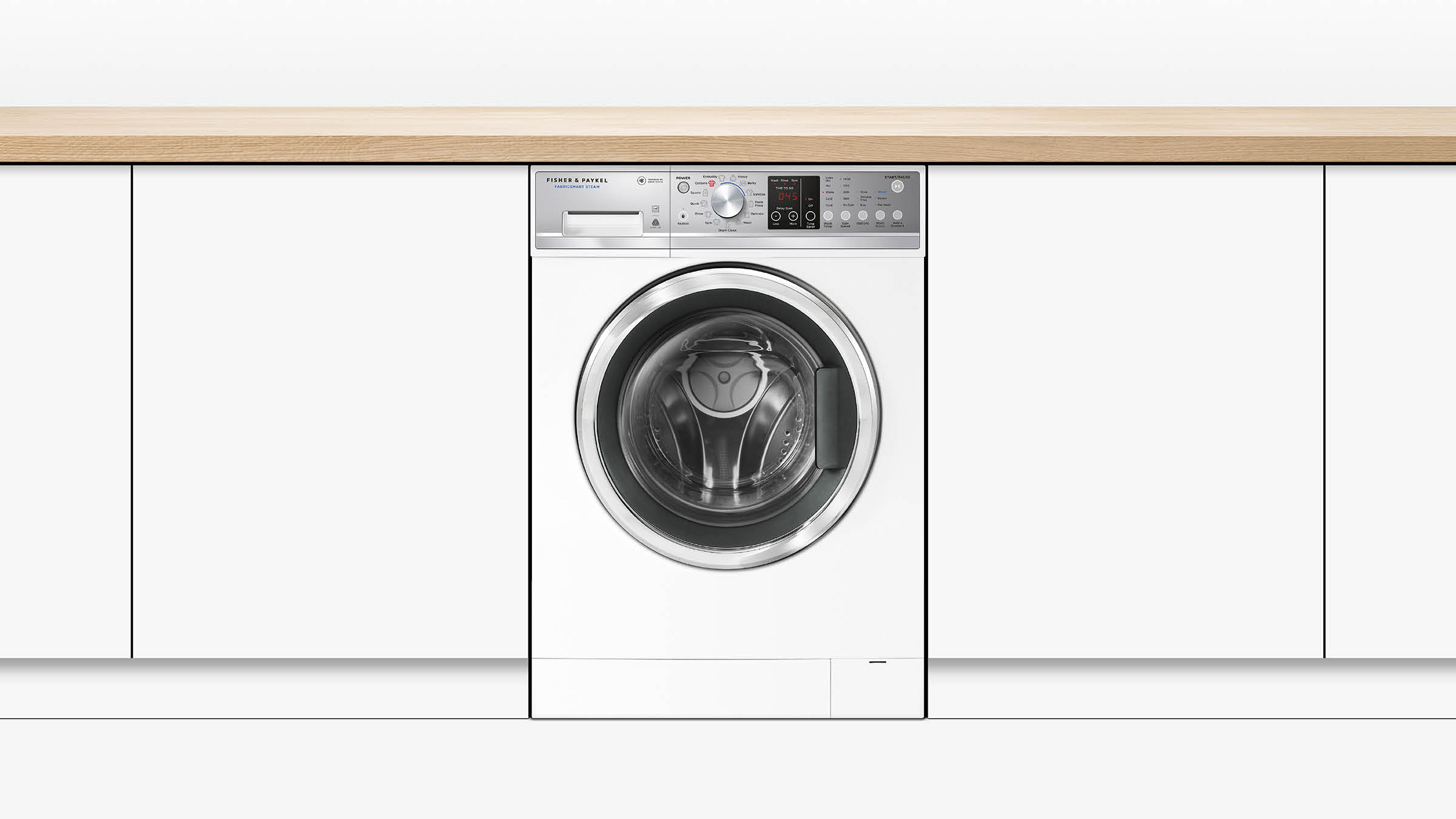 Washers & washing machines for clothes - Fisher & Paykel US