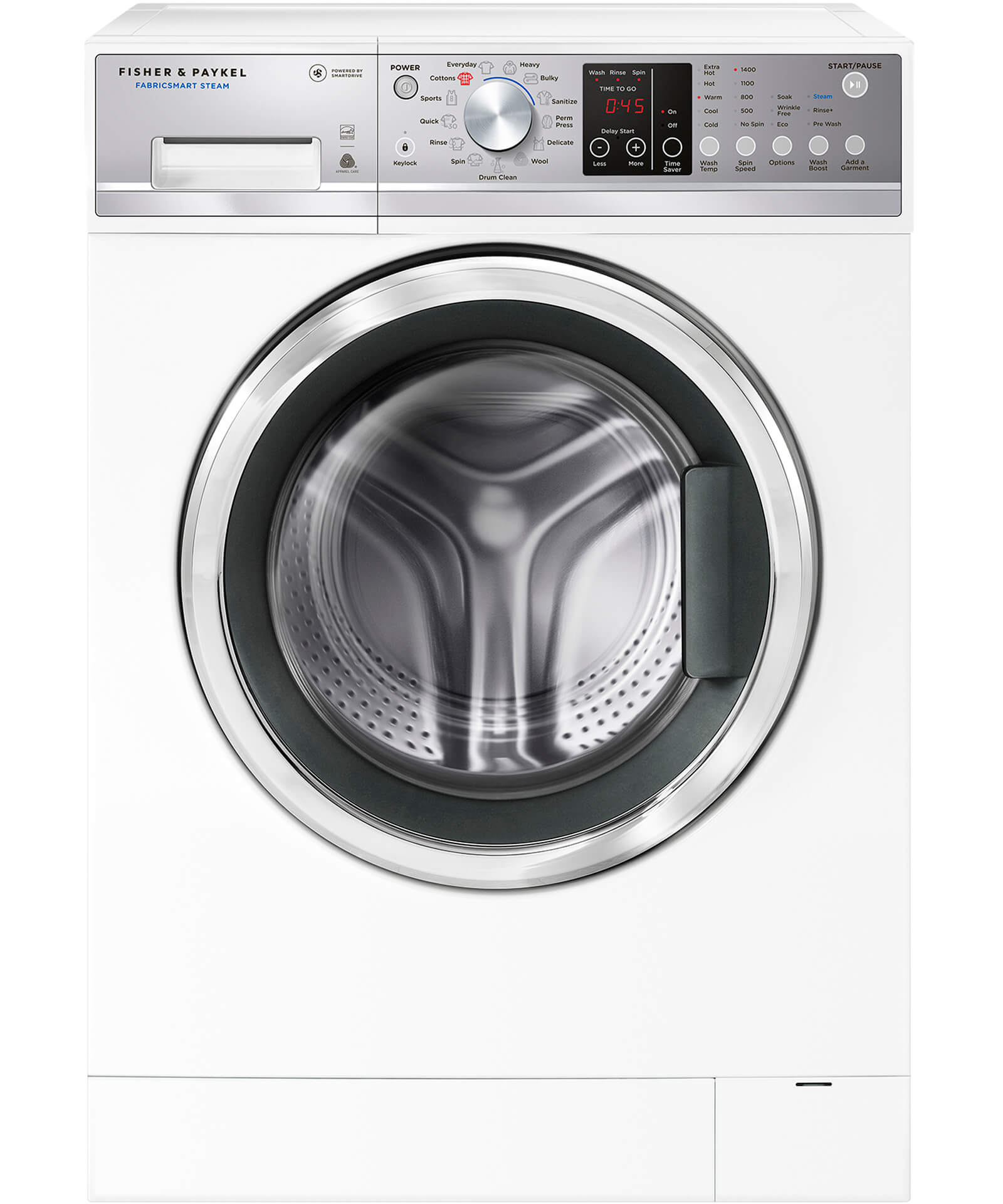 WH2424F1 - FabricSmart™ Front Load Washer - 96235