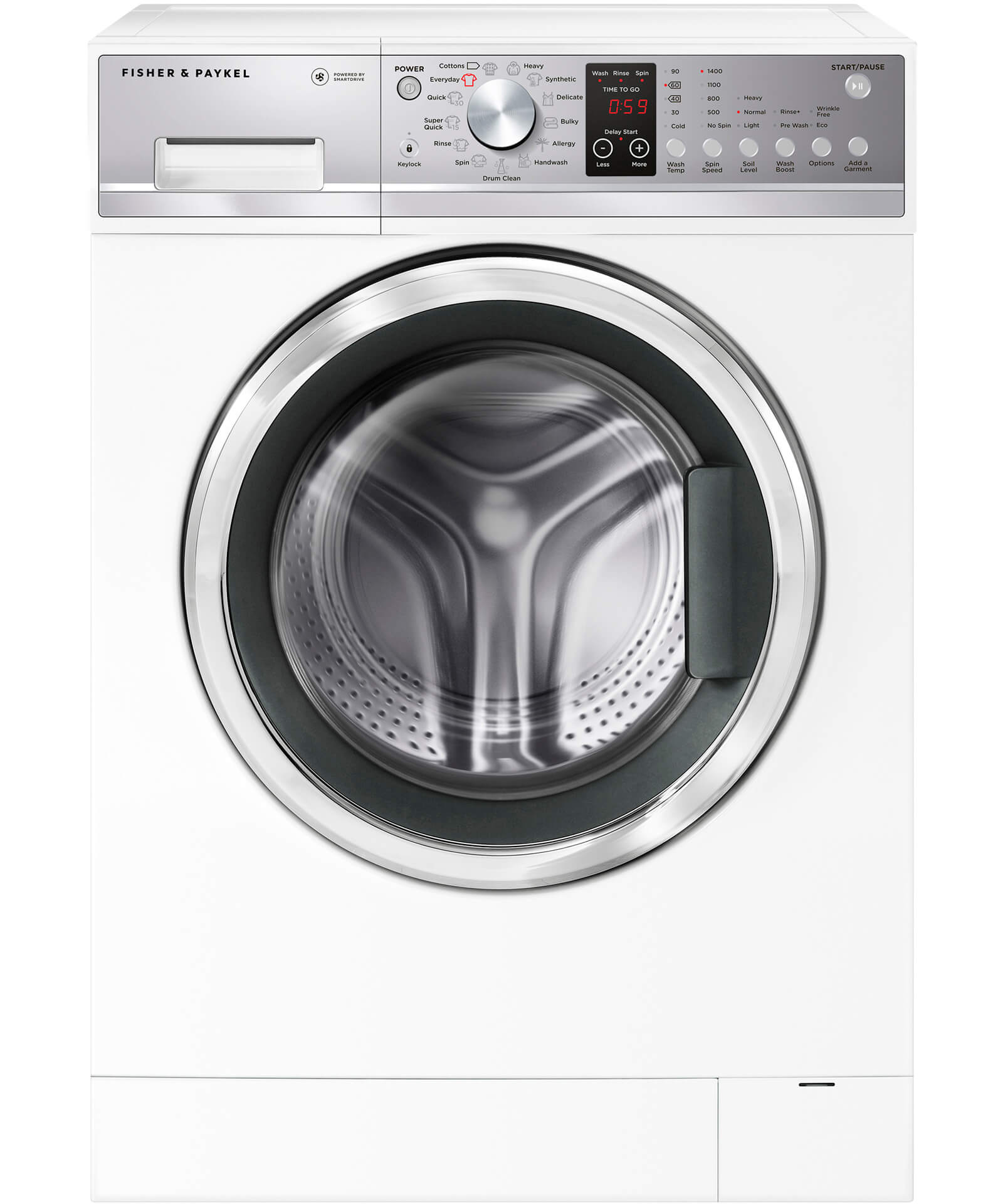 Wm1490p1 9kg Washing Machine With 14 Wash Profiles