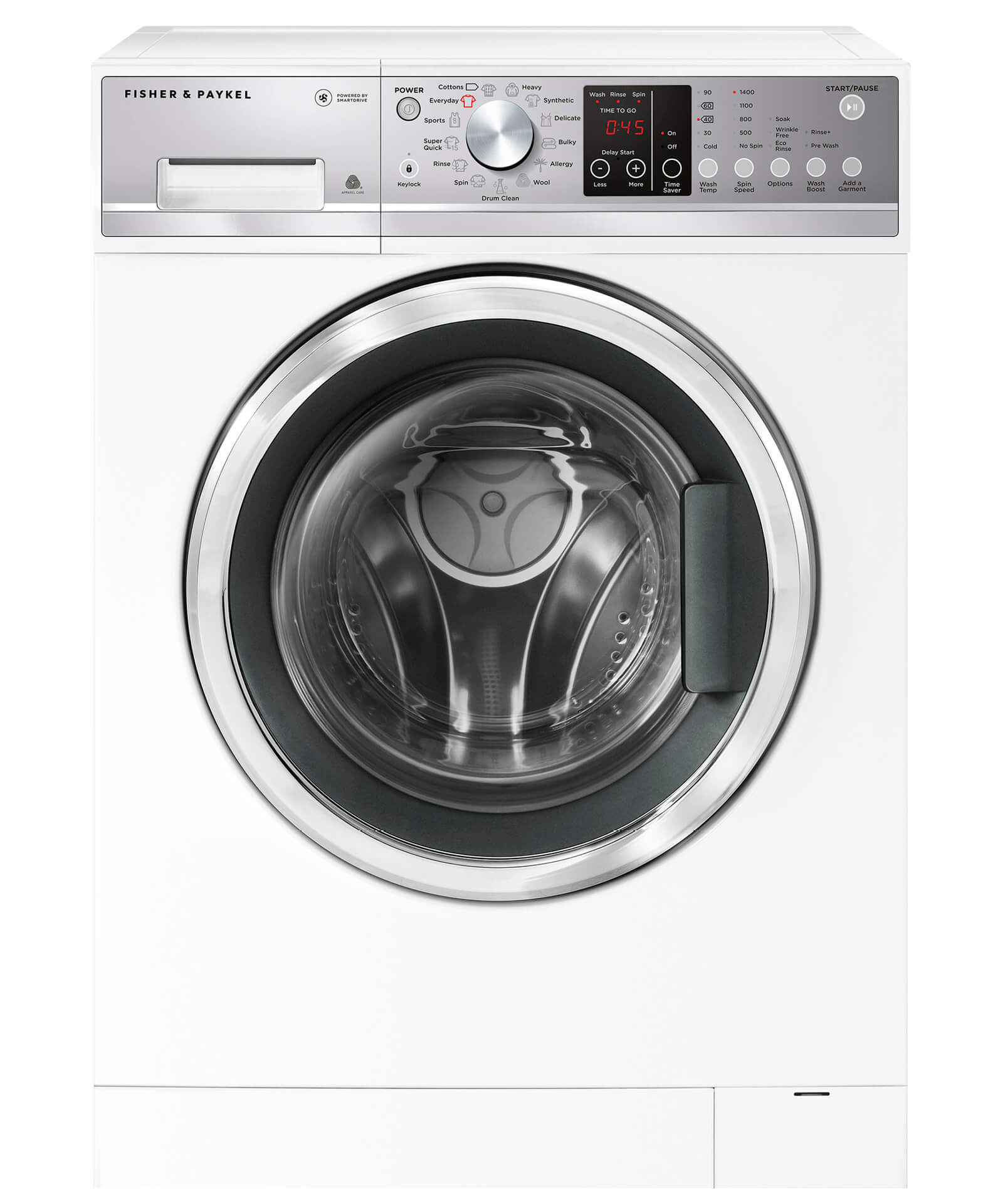 fisher paykel washing machine 5.5 kg user guide