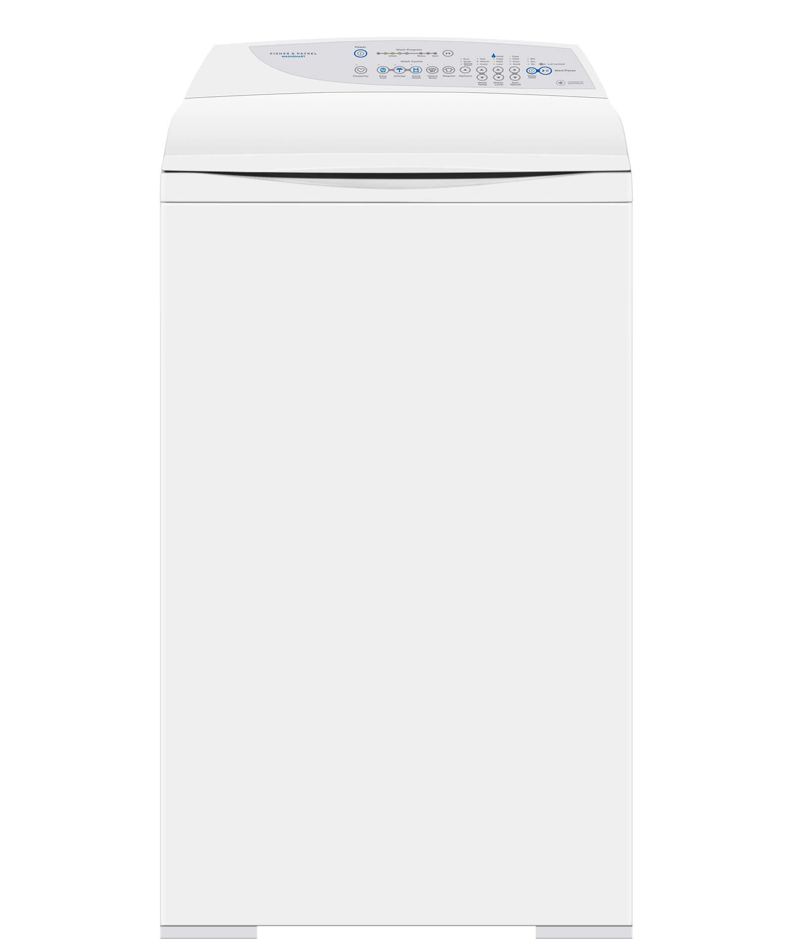 Wa55t56gw1 Fisher Amp Paykel Washsmart 5 5kg White