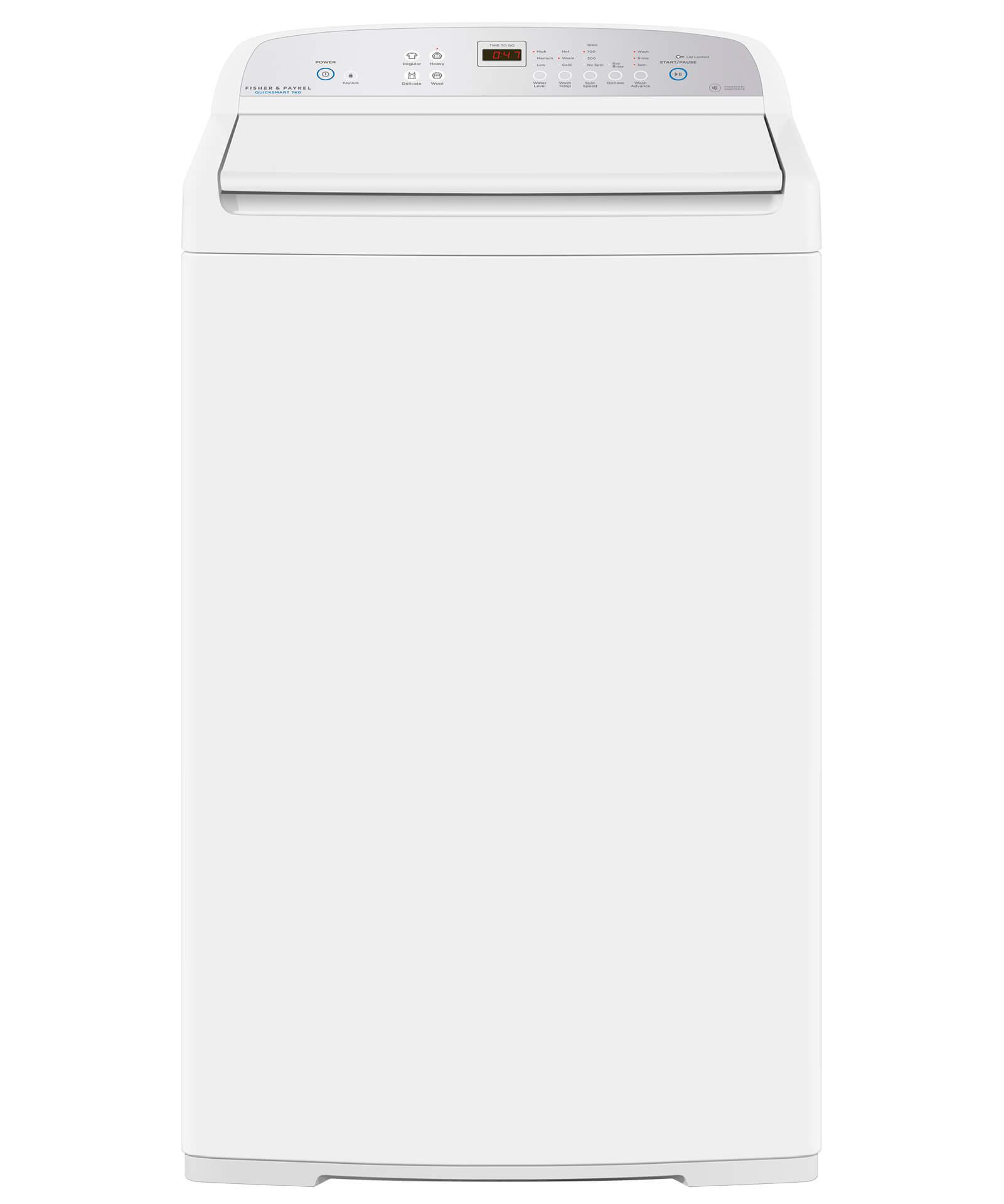 Wa7060m2 Top Loader Washing Machine 7kg Fisher Amp Paykel