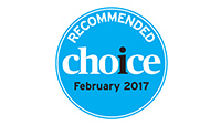 Choice Recommended