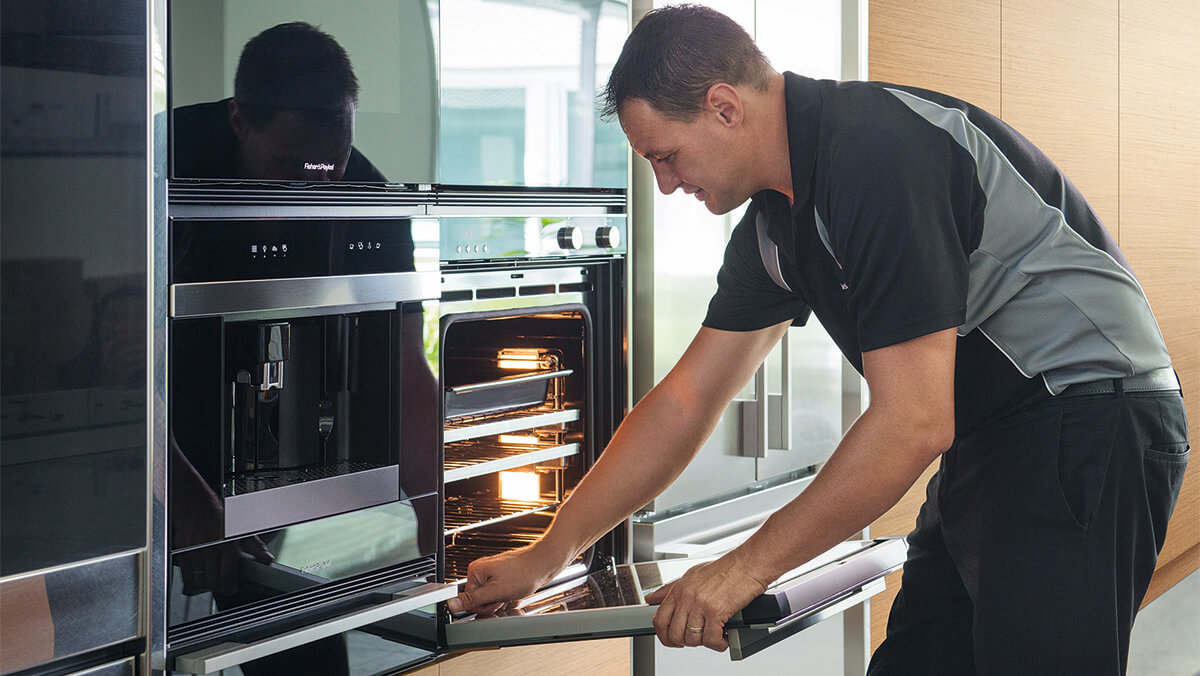 Book Fisher & Paykel Appliance services online in the US