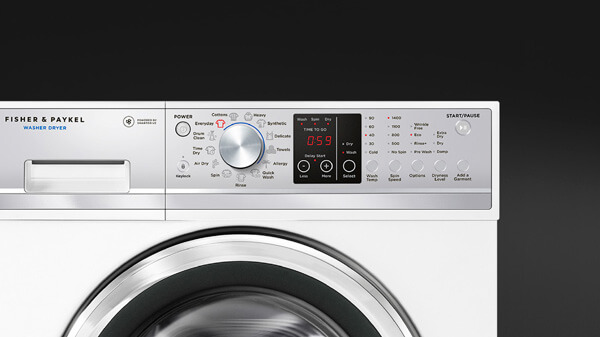 Combi: Washer-Dryer Image