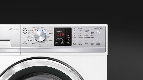Washer, Dryer Combination Image