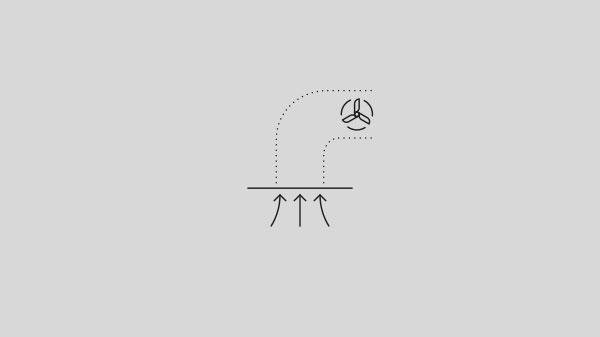 Remote Blower Icon