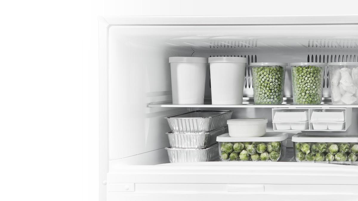 E415hre3 Activesmart Fridge 635mm Top Freezer 377l