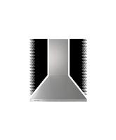 HC60PCHTX2 - 60cm Wall Canopy Rangehood - 80783