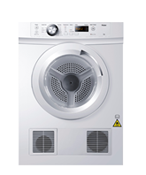 View Dryers 5KG White - model number  HDV50E1 product number 61427
