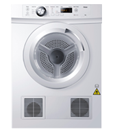 View Dryers 6KG White - model number  HDV60E1 product number 61426