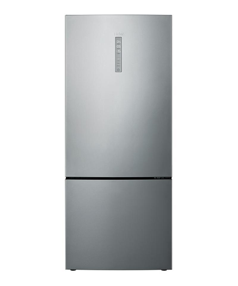 Bottom Mount Refrigerator Hbm450sa1 By Haier Appliances
